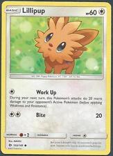 POKEMON SUN & MOON CARD- #103-LILLIPUP