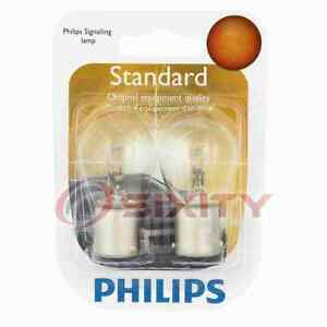 Philips Center High Mount Stop Light Bulb for Renault Encore 1986 Electrical ec