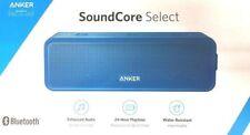 Anker A3106Z31 SoundCore Bluetooth Speaker, Blue