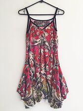 AMMA DESIGNS Ombre Floral Knit Cami Top Size Small NEW WITHOUT TAGS