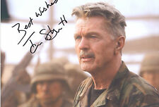 TOM SKERRITT Signed 12x8 Photo TOP GUN COA
