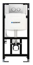 WC Element  Vorwandelement Spülkasten Geberit + Sigma 20 +Wandhalter