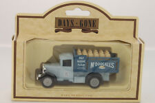 Lledo Days Gone 1934 Model 'A' Ford Stake Stuck Mcdougall's Made in England
