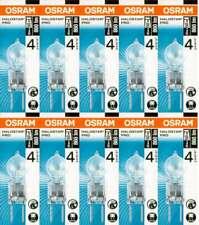 10x OSRAM Ampoule à Broche HALOSTAR 64432 Pro GY6, 35 12V 35W 860LM EEK B