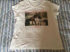 H&M Womens Tshirt, Dirty Dancing, Size XL, White