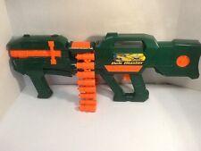 Buzz Bee Toys Belt Blaster Machine Gun Style Belt Fed Chain Air Gun