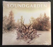 Soundgarden  - King Animal (CD) • NEW • Chris Cornell