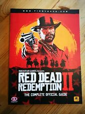 Red dead redemption 2 official strategy guide (paperback) (English)