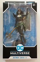 McFarlane Toys DC Multiverse BATMAN EARTH-11 Action Figure NEW IN HAND FREE SHIP