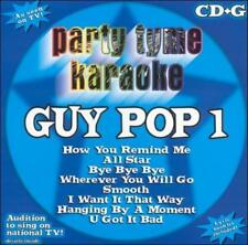 GUY POP 1 Party Tyme (Karaoke) CD+G [BK1] karaoke machine music