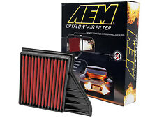 AEM 28-20431 STOCK REPLACEMENT WASHABLE REUSABLE PANEL AIR FILTER [MADE IN USA]