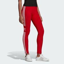 New Women's Adidas Originals Trefoil Leggings (ED7490)  Women X-Small