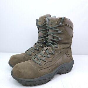 Converse Rapid Response Composite Toe Lace Combat Boots Men's US 10 M C8891