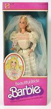 1976 BEAUTIFUL BRIDE BARBIE NO. 9907 RARE VERSION OF BRIDAL GOWN NRFP