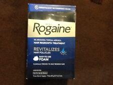 Men's Rogaine Foam Total of 3 Month Supply FREE SHIPP