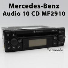 Mercedes Original CD Car Radio W202 W201 W168 W140 W126 W124 Alpine Becker Radio