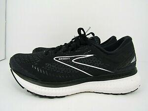 WOMEN'S BROOKS GLYCERIN 19 size 8.5 (D) WIDE  I!WORN AROUND 15 MILES! RUNNING !