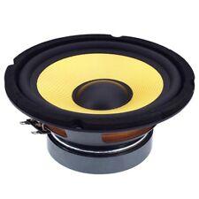 165 mm Subwoofer von Kenford, 8 Ohm, Aramid-Membran, Tieftöner Bass Lautsprecher