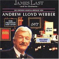 James Last Die großen Musical-Erfolge von Andrew Lloyd Webber (1993) [CD]