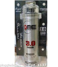 Condensatore digitale DME 3 Farad 11V 20V da amplificatore autoradio con display