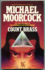 Michael Moorcock COUNT BRASS Chronicles of Castle Brass 1 Granada UK PB
