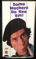 Some Mothers Do 'Ave 'Em (VHS, 4-Tape Set) 1973 series eps. w/Michael Crawford