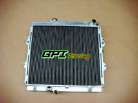 3row For Toyota Hilux RZN149 RZN149R RZN169R RZN174 97-05 2.7L Aluminum Radiator