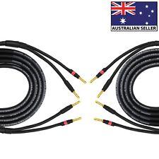 2 Units Mogami 3082 Superflexible Coaxial Audiophile Speaker Cable - 2.5 Metre
