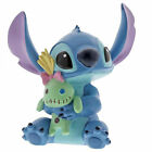STITCH DOLL Enesco Disney Showcase Figur mit Puppe 6002187 Lilo & Stitch