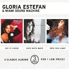Let It Loose/Cuts Both Ways/Into The Light, Miami Sound Machine, Estefan, Gl, 07