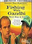 Fishing with Gandhi (DVD, 2001, Premiere Edition)
