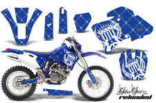 AMR RACING MOTORCYCLE GRAPHIC MX STICKER KIT YAMAHA WR 250F 426F 400F 98-02 RWU