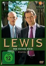 Lewis - Der Oxford Krimi - Staffel 3 (2011) DVD - Neu - OVP