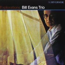Bill Evans EXPLORATIONS Original Jazz Classics NEW SEALED VINYL RECORD LP