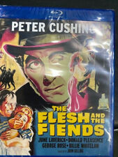 Flesh and the Fiends  REGION  A   BLU RAY  from The Shout Factory