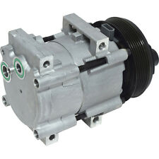 Brand New AC A/C Compressor With Clutch Fits: 95-00 Ford Contour/Mercury Cougar