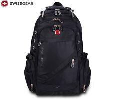 15.6 inch Waterproof Swiss Gear Travel Bags Macbook laptop bag hiking backpack
