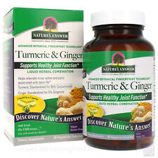 JOINT FUNCTION SUPPORT 90 capsules Turmeric & Ginger Dietary Food supplement