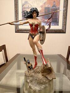 Wonder Woman Sideshow Collectibles Premium Format DC Comics 4067/6000