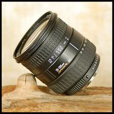 Pentax PKA AF Digital Sigma 28 200mm Zoom Lens Aspherical IF