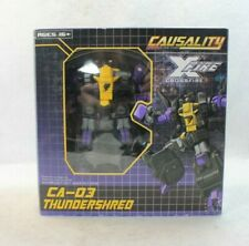 Transformers Fansproject Causality Crossfire CA-03 Thundershred