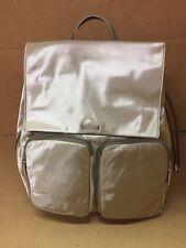Tumi IRENE DRAWSTRING BACKPACK Bag Nylon Light Gold 482918GLDO $275