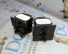 Airpax Iegs6-27595-1-V 80 Vdc 20 A 1 Pole Circuit Breaker Lot Of 6