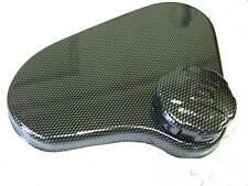 VAUXHALL CORSA D VXR HEADERTANK COVER AND CAP CARBON FIBER ABS PLASTIC