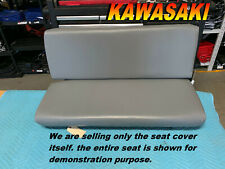 KAWASAKI MULE 1000 NEW SEAT COVER UTV  GRAY COVERS 997A