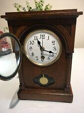 More details for antique vintage mantle clock