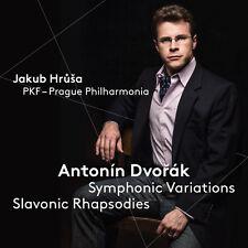 Dvorak / Pkf- Prague - Antonin Dvorak: Symphonic Variations - Slavonic Rhapsodie