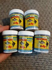 5x Tiffy Tropical Deluxe Color Enhancing Fish Flake Food Healthy Immune System