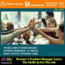 Become A Product Manager Learn The Skills & Get The Job - Video Training
