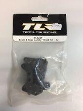 TEAM LOSI RACING - Kit de cales de chasses avants/arrières TLR2051 1/10